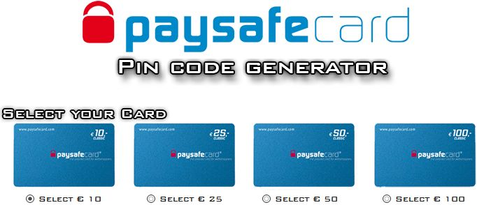Paysafe Per Handy