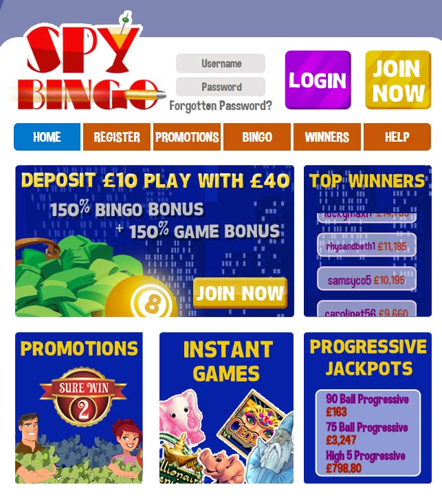 All New Bingo Sites UK