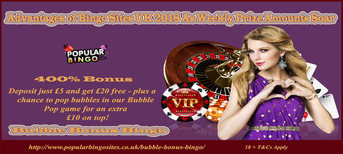 Bingo Sites UK 2018