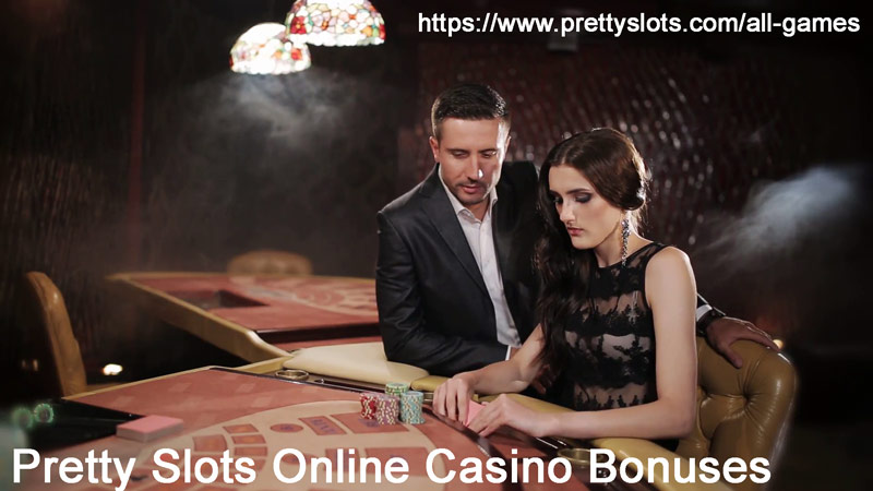 guy and girl make bets on blackjack in casino