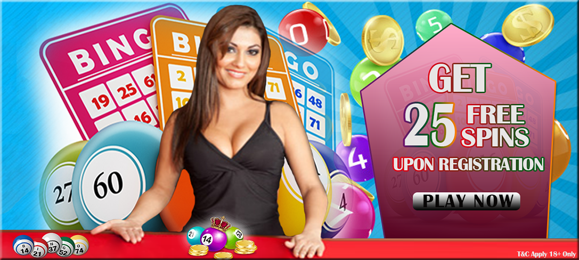 Play On Bingo Sites With Free Sign Up Bonus Contact