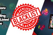 Avoiding BlackListed online slot