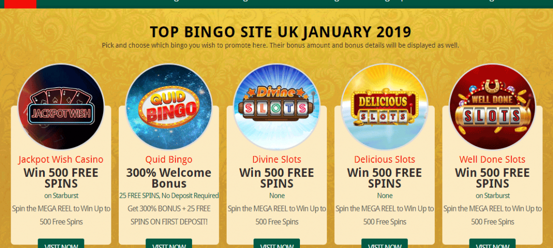 Best online slot offers